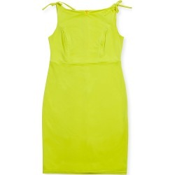 Maternity Elizabeth Bow-Strap Sheath Dress found on MODAPINS from neimanmarcus.com for USD $189.00