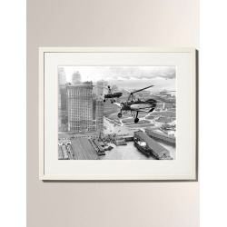 Autogiros Framed Photo Print - Large