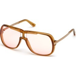 Caine Acetate Square Sunglasses