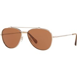 Rikson Titanium Aviator Sunglasses found on Bargain Bro from neimanmarcus.com for USD $411.92