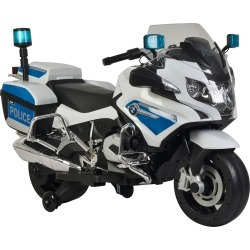 Kids' BMW Ride-On Police Bike found on Bargain Bro India from neimanmarcus.com for $449.00