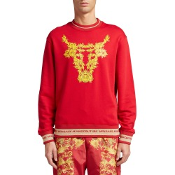 Men's Bull Graphic Sweatshirt found on Bargain Bro India from neimanmarcus.com for $295.00