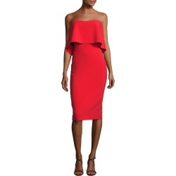 Driggs Strapless Cocktail Dress found on MODAPINS from neimanmarcus.com for USD $178.00