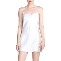 Darling Satin Chemise found on MODAPINS from neimanmarcus.com for USD $98.00
