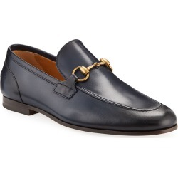 Gucci Jordaan Leather Loafer found on Bargain Bro India from neimanmarcus.com for $730.00