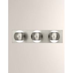 Oko 3-Light Bath Sconce found on Bargain Bro Philippines from neimanmarcus.com for $610.00