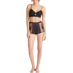 Darling Bralette & Shorts Set found on MODAPINS from neimanmarcus.com for USD $110.00