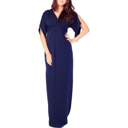 Maternity Kimono Maxi Dress found on MODAPINS from neimanmarcus.com for USD $128.00