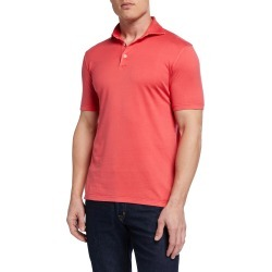Men's Zero Jersey Polo Shirt found on Bargain Bro Philippines from neimanmarcus.com for $195.00