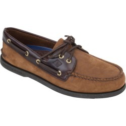 Sperry Men's Authentic Original Leather Boat Shoes Buck Size - 9.5 found on Bargain Bro India from West Marine for $94.95