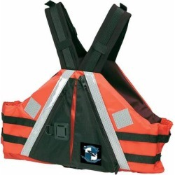 Stearns Nylon Low Profile Life Vest Orange Large Life Jacket | For Marine Safety found on Bargain Bro India from West Marine for $147.99