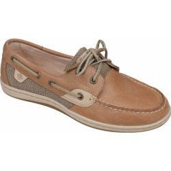 Sperry Women's Koifish Boat Moc Linen/oat Size - 6.5 found on Bargain Bro India from West Marine for $89.99