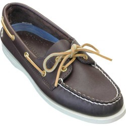 Sperry Men's Authentic Original Leather Boat Shoes Brown Size - 11M found on Bargain Bro India from West Marine for $94.99
