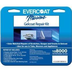 Evercoat Gelcoat Repair Kit | For Boats found on Bargain Bro India from West Marine for $34.99