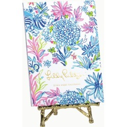 Lilly Pulitzer 2020 Easel Desk Calendar found on Bargain Bro India from lillypulitzer.com for $34.00