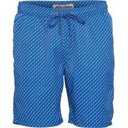 Mr. swim Dale 3D Boxes Swim Trunk - Navy/Blue Xxl - Swimoutlet.com