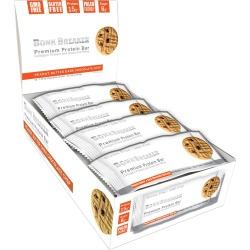 Bonk Breaker Premium Protein Bars 12 Pack - Peanut Butter & Dark Chocolate Chip - Swimoutlet.com