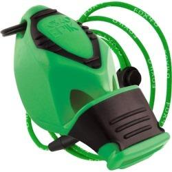 Fox 40 Epik Cmg Lifeguard Whistle W/ Lanyard - Neon Green - Swimoutlet.com