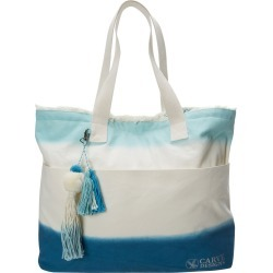 Carve Designs Viva Tote - Blue One Size Cotton - Swimoutlet.com found on Bargain Bro Philippines from Swim Outlet for $68.00