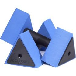 Aquajogger Deltabells Medium Resistance Water Weights - Blue - Swimoutlet.com