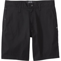 Oakley Men's Sims Chino Walkshorts - Jet Black 31 Cotton/Polyester - Swimoutlet.com
