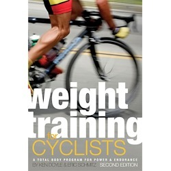 Velo Press Weight Training For Cyclists 2Nd Ed. Book By Ken Doyle & Eric Schmitz - Swimoutlet.com