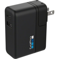 Gopro Supercharger Dual Port Fast Charger - Swimoutlet.com
