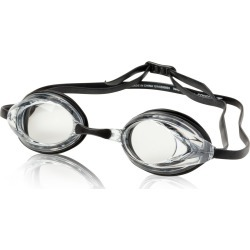 Speedo Vanquisher Optical Goggle - Clear Negative 2.5 Synthetic/Rubber - Swimoutlet.com