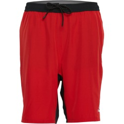 "Reebok Deep Water 20"" Volley Shorts - Primal Red/Black Large - Swimoutlet.com"
