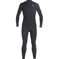 Billabong 3/2Mm Furnace Absolute Gbs Chest Zip Wetsuit - Black Xl Short - Swimoutlet.com