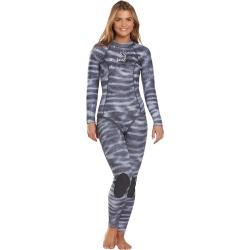 Xcel Women's Ocean Ramsey Water Inspired Free Diver Two Piece 5Mm Wetsuit - Tiger Shark 14 - Swimoutlet.com