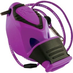 Fox 40 Epik Cmg Lifeguard Whistle W/ Lanyard - Purple - Swimoutlet.com
