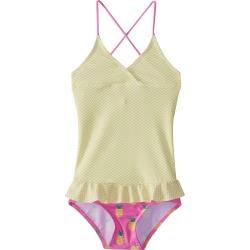 Platypus Australia Girls' Skirted Swimsuit Baby - Pineapple Crush 6 - Swimoutlet.com