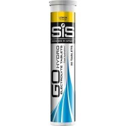 Science In Sport Go Hydro Hydration Tablets 20 - Lemon - Swimoutlet.com