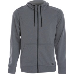 New Era Tri-Blend Fleece Full-Zip Hoodie - Shadow Grey Heather X-Small Cotton/Polyester/Rayon - Swimoutlet.com found on Bargain Bro Philippines from Swim Outlet for $38.95