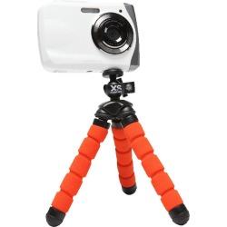 Xsories Bendy Universal Camera Mount - Orange - Swimoutlet.com