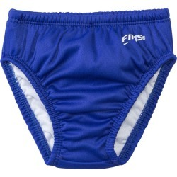 Finis Swim Diaper - Royal Blue Solid Small Polyester - Swimoutlet.com
