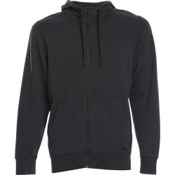 New Era Tri-Blend Fleece Full-Zip Hoodie - Black Heather X-Small Cotton/Polyester/Rayon - Swimoutlet.com found on Bargain Bro Philippines from Swim Outlet for $38.95