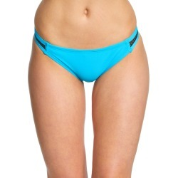 Speedo Women's Turnz Mesh Bikini Bottom - Teal Small Size Small - Swimoutlet.com found on Bargain Bro Philippines from Swim Outlet for $25.00