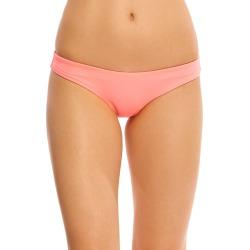 Rip Curl Swimwear Mirage Colorblock Hipster Bikini Bottom - Creamsicle Small Polyamide/Lycra - Swimoutlet.com