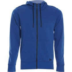 New Era Tri-Blend Fleece Full-Zip Hoodie - Royal Heather Xl Cotton/Polyester/Rayon - Swimoutlet.com found on Bargain Bro Philippines from Swim Outlet for $38.95
