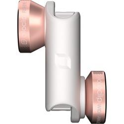 Olloclip 4-In-1 Lens For Iphone 6/6S & 6 Plus/6S Plus - Rose Gold - Swimoutlet.com