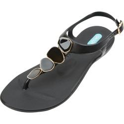 Oka-B Women's Nova Sandals - Licorice/Licorice 10 - Swimoutlet.com