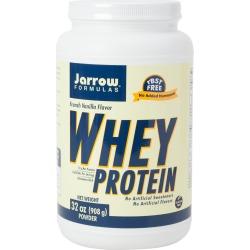 Jarrow Formulas Whey Protein Powder 32 Oz - Vanilla - Swimoutlet.com