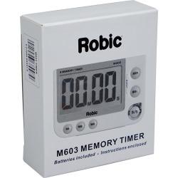 Robic Three Memory Timer - Swimoutlet.com