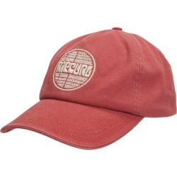 Rip Curl Aloha Experience Cap - Dusty Rose One Size Cotton - Swimoutlet.com