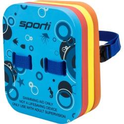 Sporti Progressive Back Floatation Device - Multi Foam - Swimoutlet.com