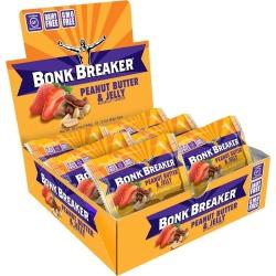 Bonk Breaker Peanut Butter & Jelly Energy Bars 12 Pack - Swimoutlet.com