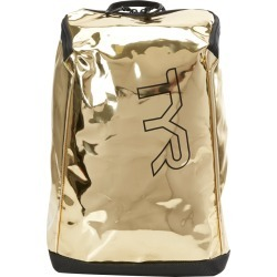 TYR Get Down Backpack 23L - Gold - Swimoutlet.com