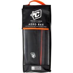 Creatures Aero Rax Silicon 1-3 Boards - Black Orange - Swimoutlet.com